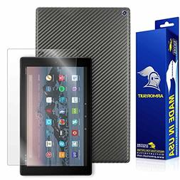 ArmorSuit - All New Fire HD 10 Screen Protector  + Black Car