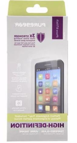Brand New Pure Gear Hd Tempered Glass Screen Protector For I