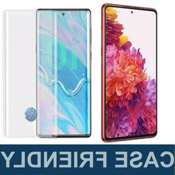 Case Friendly Tempered Glass Screen Protector For Samsung Ga