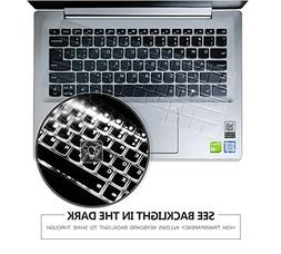 CaseBuy Ultra Thin Soft TPU Keyboard Protector Compatible Le
