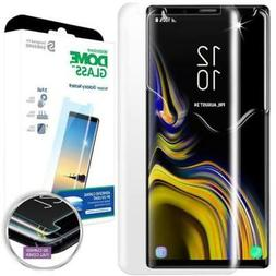 Dome Glass Galaxy Note 9 Screen Protector Tempered Glass, Fu