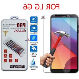 For LG G6 Screen Protector Tempered Glass Anti-Scratch Guard