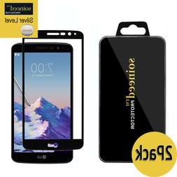 For LG Stylo 3 Plus/Stylo 3 Full Screen Coverage Tempered Gl