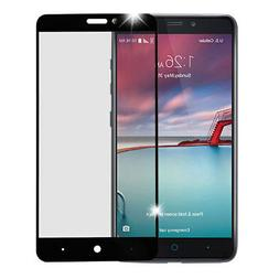 For ZTE Zmax Pro Z981 Grand X Max 2 Full Tempered Glass Scre