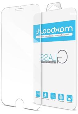 For iPhone 6 Plus - Maxboost Premium Tempered Glass Clear Sc