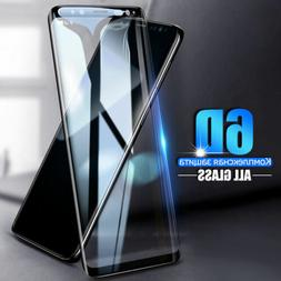 Full Cover 6D Tempered Glass Samsung S8 S9 S10 Note 9 8 Edge