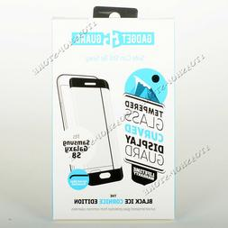 Gadget Guard Black Ice CORNICE CURVED Tempered Glass Screen