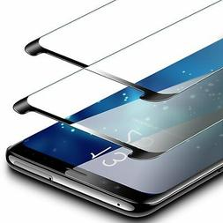 Galaxy S9 Plus S9+ Screen Protector Tempered Glass High Defi