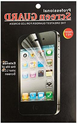 Generic Clear Screen Protector for Apple Ipod Touch 5  - 3 P
