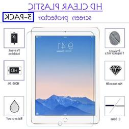 "HD Clear Screen Protector For New iPad 6th Generation 9.7"" 2"
