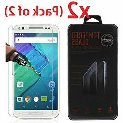 HD Clear Tempered Glass Screen Protector for Motorola Moto X