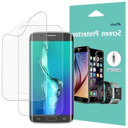 JETech 2-Pack Screen Protector for Samsung Galaxy S6 Edge Pl