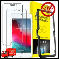 JETech 2-Pack Screen Protector for iPhone 8/7/6s/6 4.7 Inch