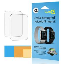 JETech Screen Protector for Apple Watch 38/42mm Tempered Gla