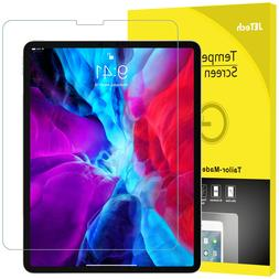 """JETech Screen Protector for iPad Pro 12.9"""" Tempered Glass Fi"""