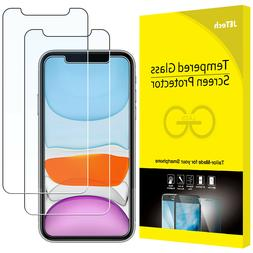 """JETech Screen Protector for iPhone 11 and iPhone XR 6.1"""" Tem"""
