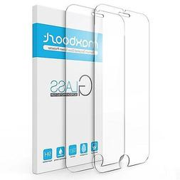 Maxboost 2 Pack Tempered Glass Screen Protector For Apple iP