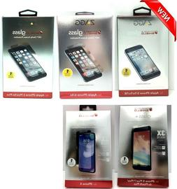 NEW ZAGG Invisible Shield Glass Screen Protector for iPhone