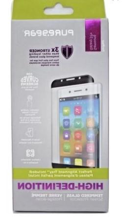 Pure Gear HD Curved Tempered Glass Screen protector For Sams