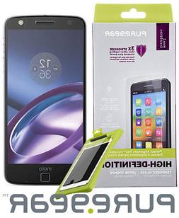 PUREGEAR 9H TEMPERED GLASS SCREEN PROTECTOR FOR MOTOROLA MOT