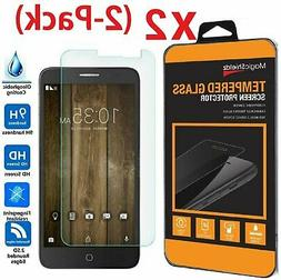 Premium Tempered Glass Screen Film Protector for Alcatel One