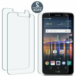 Premium Tempered Glass Screen Protector Film For LG Stylo 2