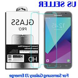 Premium Tempered Glass Screen Protector For Samsung Galaxy J