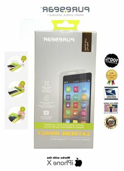 Pure Gear Extreme Impact Roll On Silicone Screen Protector F
