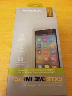 PureGear Extreme Impact Screen Protector for Samsung Galaxy