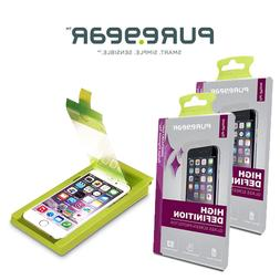 PureGear HD Tempered Glass Self Aligning Tray iPhone 8 7 6S