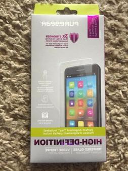 PureGear iPhone 8 PLUS / 7 PLUS/ Tempered GLASS HD Screen Pe