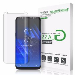 Samsung Galaxy S8 Plus amFilm Full Cover Tempered Glass Scre
