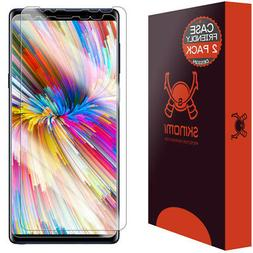 Skinomi TechSkin - Clear Screen Protector Galaxy Note 9  2-P