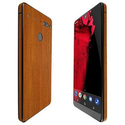 Skinomi TechSkin - Light Wood Skin & Screen Protector for Es