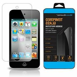 Tempered Glass Screen Film Protector For Apple iPod Touch 4