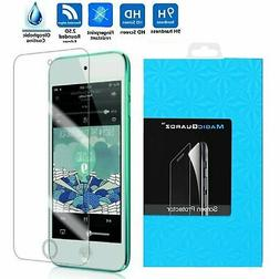 Tempered Glass Screen Protector Film For Apple iPod Touch 5