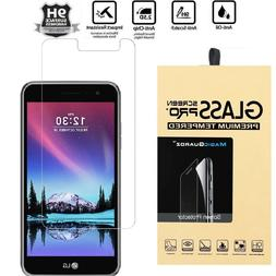 Tempered Glass Screen Protector For LG K4 2017 / Phoenix 3 /