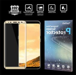 Tempered Glass Screen Protector For Samsung Galaxy S7 S6 Edg