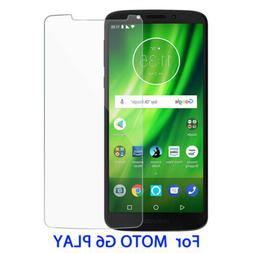 Tempered Glass Screen Protector Guard for Motorola Moto G6 P