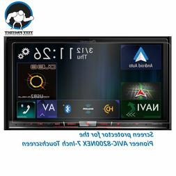 Tuff Protect Clear Screen Protectors for Pioneer AVIC-8200ne