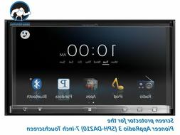 Tuff Protect Clear Screen Protectors for Pioneer AppRadio 3