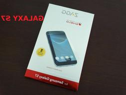 Zagg For Samsung Galaxy S7 HD Tempered Glass Clarity Screen