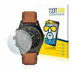 Fossil Q Activist ,  2x  BROTECT® Matte Screen Protector an