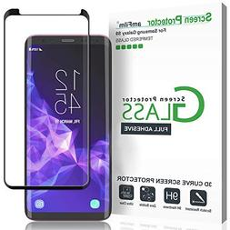 amFilm Full Adhesive Glass Screen Protector for Samsung Gala