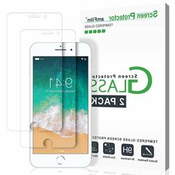Screen Protector Glass by amFilm for iPhone 7 / 6S / 6