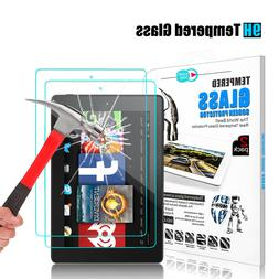 For Amazon Fire 7 2019/HD 8 2018/9th Gen Tempered Glass Tabl