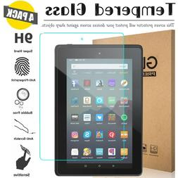 For Amazon Kindle Fire 7 8 9th Generation 2019 Tempered Glas
