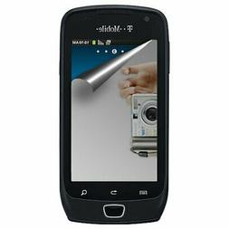 Amzer AMZ91770 Mirror Screen Protector with Cleaning Cloth f