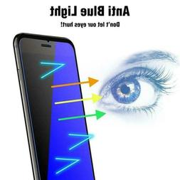 Anti-Blue Light Screen Protector Tempered Glass For iPhone 1