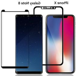For Apple & Sumsang Poetic  Tempered Glass Screen Protector
